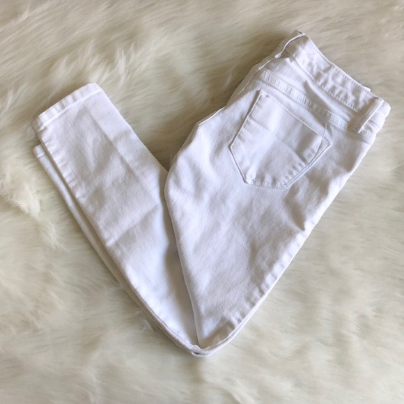 Mossimo Supply Co. Denim - Mid rise denim leggings